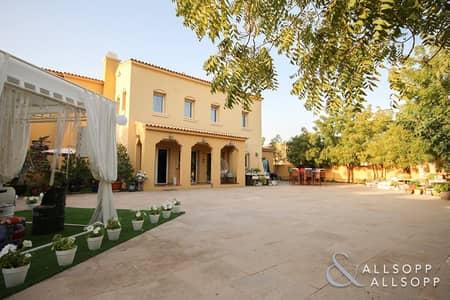 تاون هاوس 4 غرف نوم للبيع في المرابع العربية، دبي - Huge Plot | Internal Location | 4 Bedroom