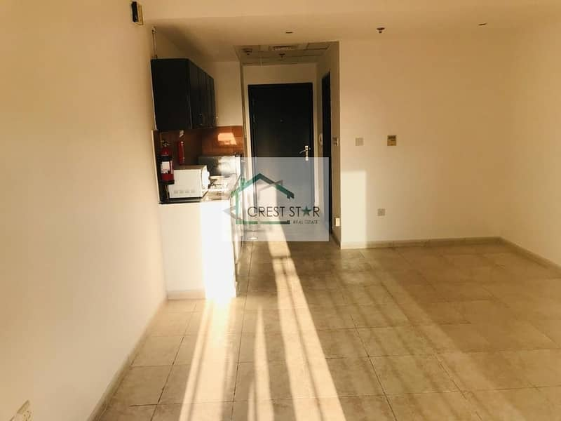 2 VERY AFFORDABLE PRICE FOR SPACIOUS STUDIO APARTMENT IN JVC
