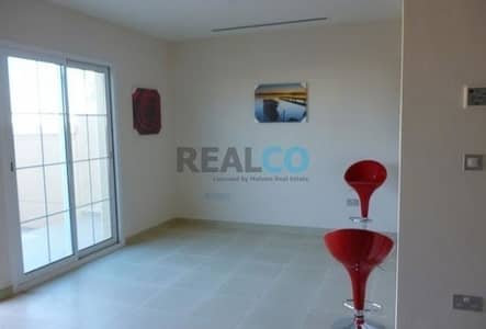 Corner Single Row Townhouse for Rent In JVC
