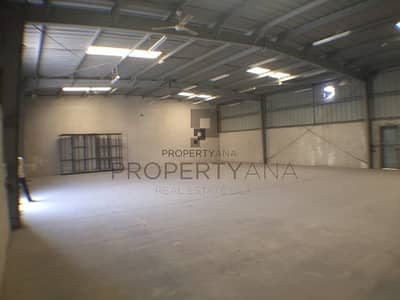 Warehouse for Rent in Al Quoz, Dubai - HUGE WAREHOUSE | TAX FREE | AL QUOZ STORAGE