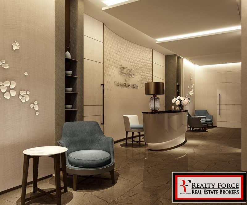 14 PALM & MARINA VIEW   90% PAYMENT ON HANDOVER