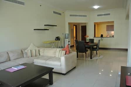 فلیٹ 2 غرفة نوم للايجار في نخلة جميرا، دبي - BEAUTIFUL BEACON OF THE PALM ll WONDERS OF THE WORLD ISLAND ll CONVENIENT LOCATION
