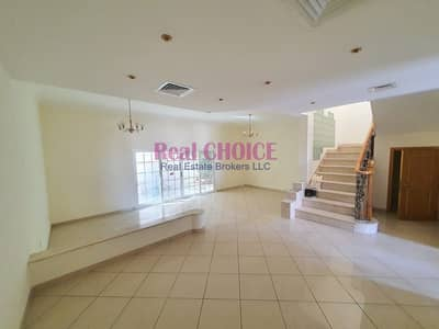 3 Bedroom Villa for Rent in Mirdif, Dubai - Semi Independent 3 BR Villa for Rent in Mirdif
