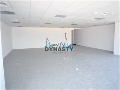 Office for Rent in Jumeirah Lake Towers (JLT), Dubai - Fitted office I High floor I Skyline JLT view