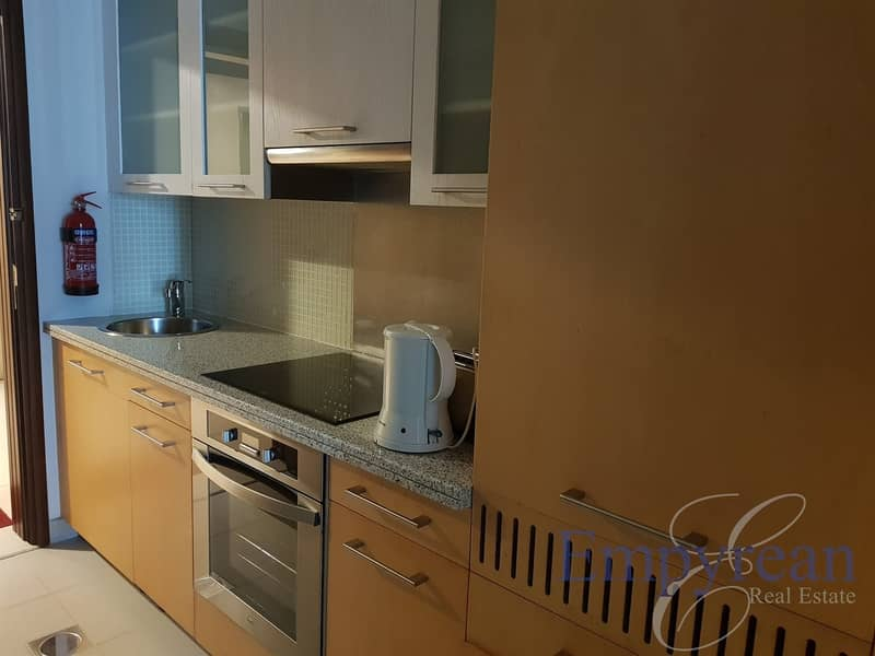 11 Fully Furnished Downtown Studio with The Address View