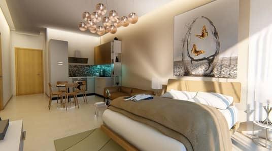 Studio for Sale in Dubai Studio City, Dubai - Premium Studio Furnished Apartment in  7- Years Payment Plan at Studio City with Resort living Lifestyle