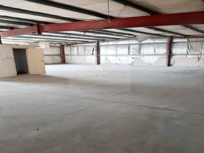 Prime Location | Huge Warehouse | Al Qusais 2