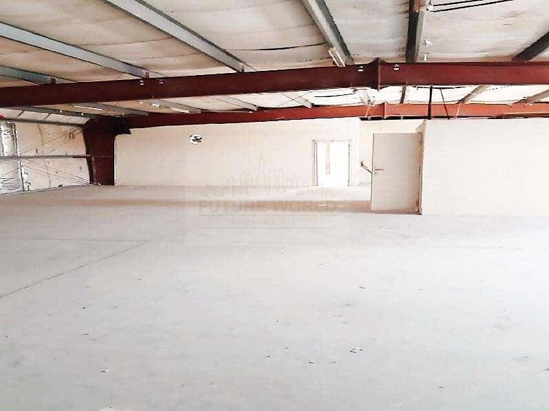 2 Prime Location | Huge Warehouse | Al Qusais 2