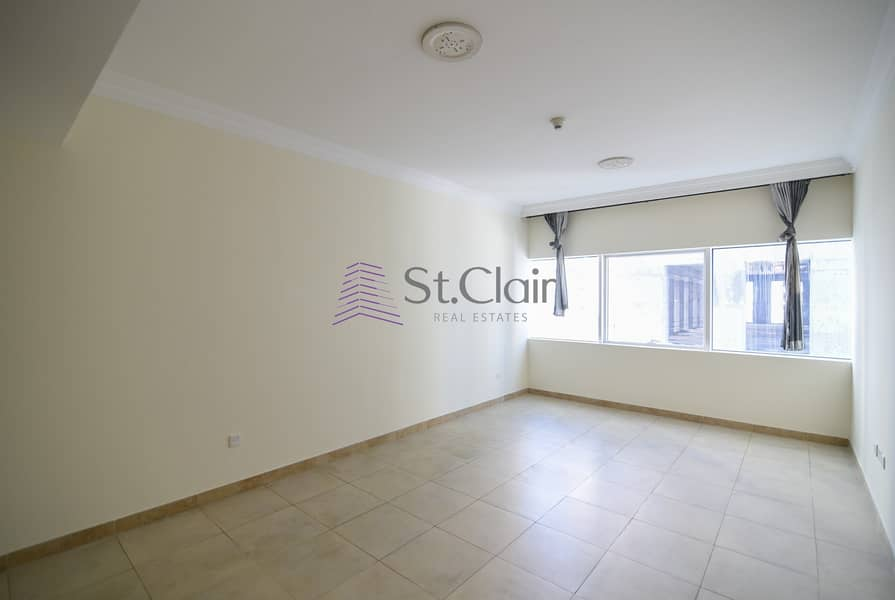 Investor Deal Spacious 1BR on Low Floor