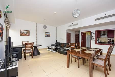 2 Bedroom Flat for Sale in Jumeirah Beach Residence (JBR), Dubai - Best Layout 2 BR with Full Marina View Furnished