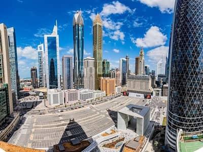 فلیٹ 2 غرفة نوم للايجار في مركز دبي المالي العالمي، دبي - 2-Bed | with Maids Room | Road View | DIFC