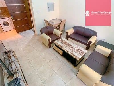 1 Bedroom Apartment for Rent in Barsha Heights (Tecom), Dubai - Capitol Tower | Furnished 1Bedroom | 0% Commission