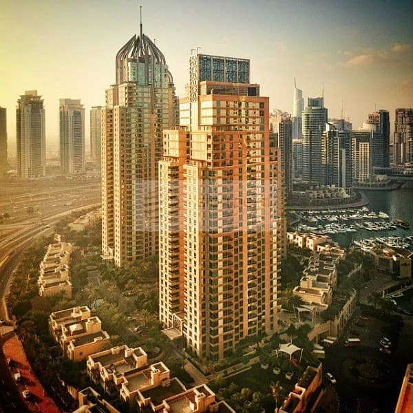 2 Spaciously Beautiful 1BR Apartment in Dubai Marina
