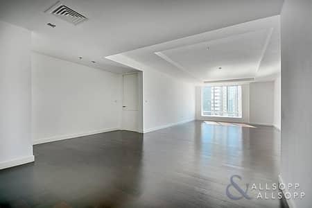 شقة 2 غرفة نوم للبيع في مركز دبي المالي العالمي، دبي - Two Bedroom | High Floor | Large Windows