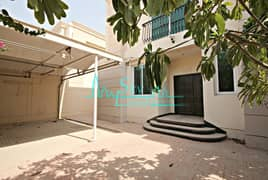 1 Month Free | Modern 3 bed+m villa | shared pool | gym