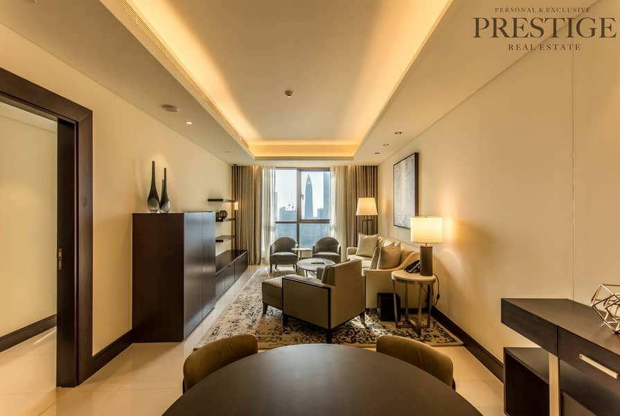 One Bedroom | Address Downtown | Fully serviced