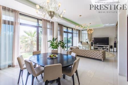 فیلا 5 غرف نوم للبيع في داماك هيلز (أكويا من داماك)، دبي - beautifully upgraded 5bedroom VIlla in Richmond Damac Hills