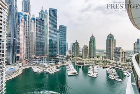 شقة 3 غرف نوم للبيع في دبي مارينا، دبي - 3 Bedroom I Full Marina View I Marina Terrace
