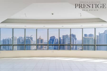 فلیٹ 4 غرف نوم للايجار في دبي مارينا، دبي - 4 Bedroom | High Floor | Unfurnshed