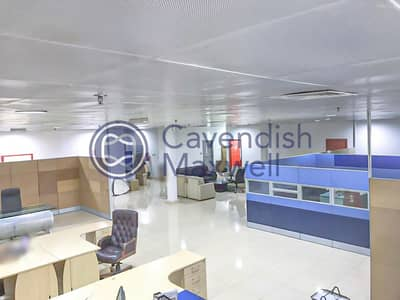 مستودع  للبيع في القوز، دبي - Freehold Warehouse with Office | Partially Rented