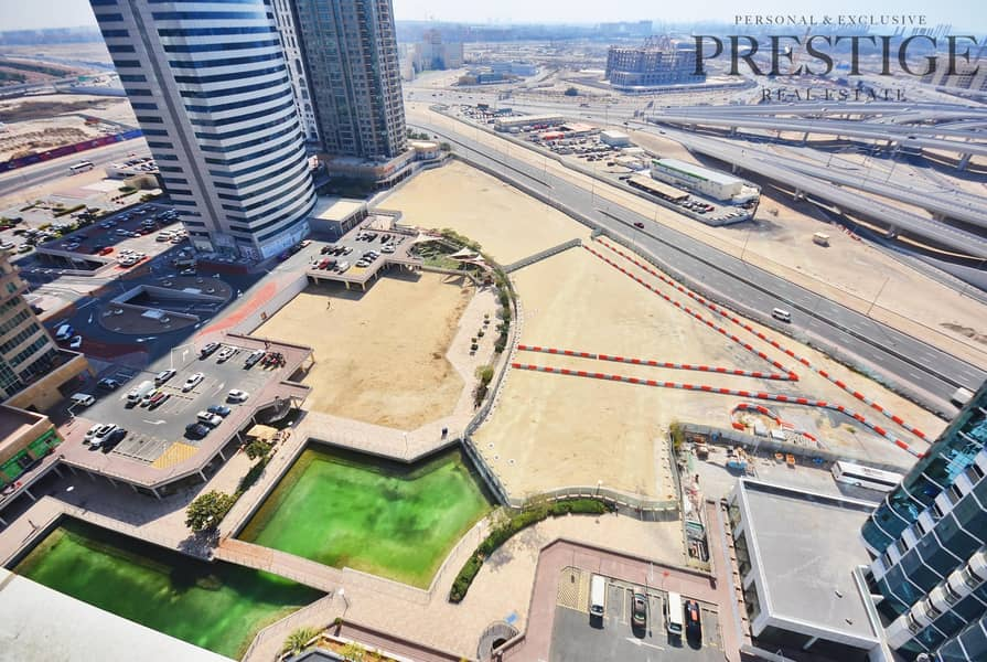 11 One Bed | Community & Lake  View | High ROI  | JLT