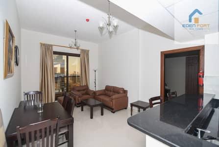 1 Bedroom Apartment for Rent in Dubai Sports City, Dubai - GOLF VIEW BEAUTIFUL 1BHK IN ELITE-10 DSC