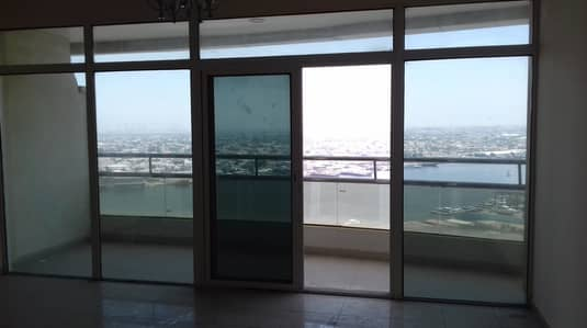 2 Bedroom Flat for Sale in Ajman Downtown, Ajman - 2 BHK IN HORIZON TOWERS 1700 SQ FT  HIGH FLOOR AND FULL SEA VIEW