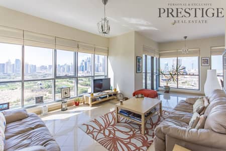 2 Bedroom Apartment for Rent in The Views, Dubai - Golf Course and Lake View | High Floor | Golf Tower 2