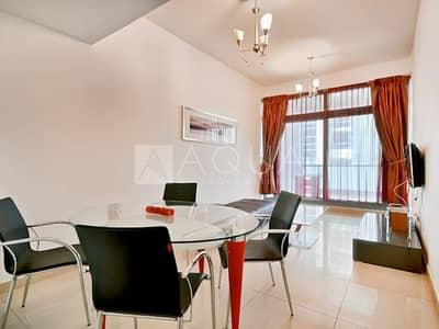 فلیٹ 1 غرفة نوم للايجار في دبي مارينا، دبي - Fully Furnished Unit | Close to Metro Station