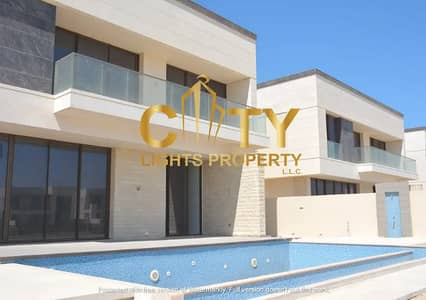 7 Bedroom Villa for Sale in Saadiyat Island, Abu Dhabi - Luxurious 7BR Villa | Type 3C | Direct to the Beach