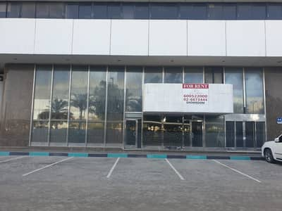 Building for Rent in Corniche Road, Abu Dhabi - Directly from the owner without commission, 350 square meters show room on Abu dhabi corniche