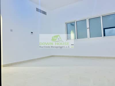 Studio for Rent in Khalifa City A, Abu Dhabi - The best !! spacious brand new studio with new awesome bath