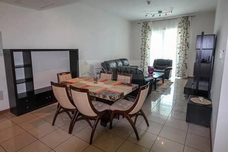 فلیٹ 1 غرفة نوم للايجار في دبي مارينا، دبي - Chiller Free - Fully Furnished - One Bedroom For Rent