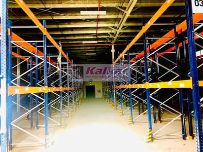 Warehouse for Rent in Al Quoz, Dubai - !! PERFECT FOR FMCG orFOOD DISTRIBUTION WAREHOUSE IN ALQUOZ 20000   SQFT !!