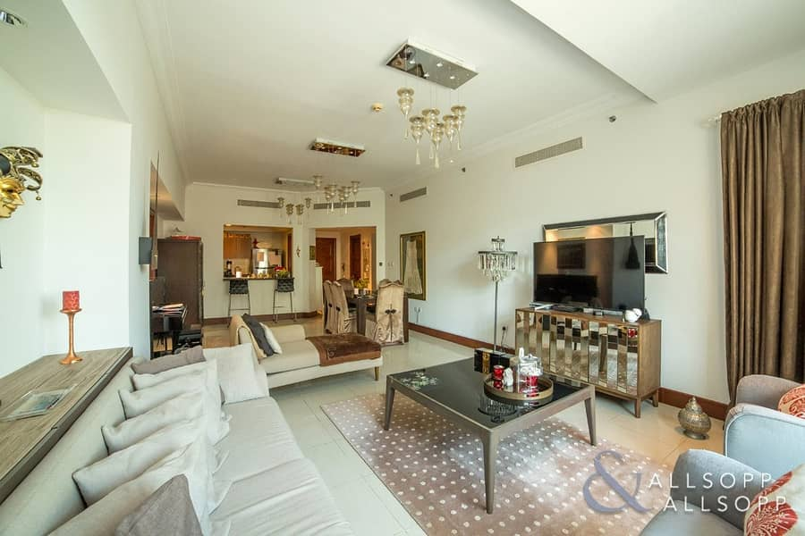 2 New and Exclusive | 2 Beds | Large Balcony