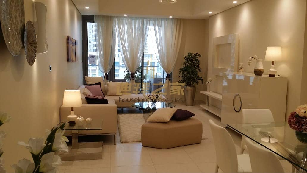 Gorgeous Unfurnished Well Maintained 2BHK