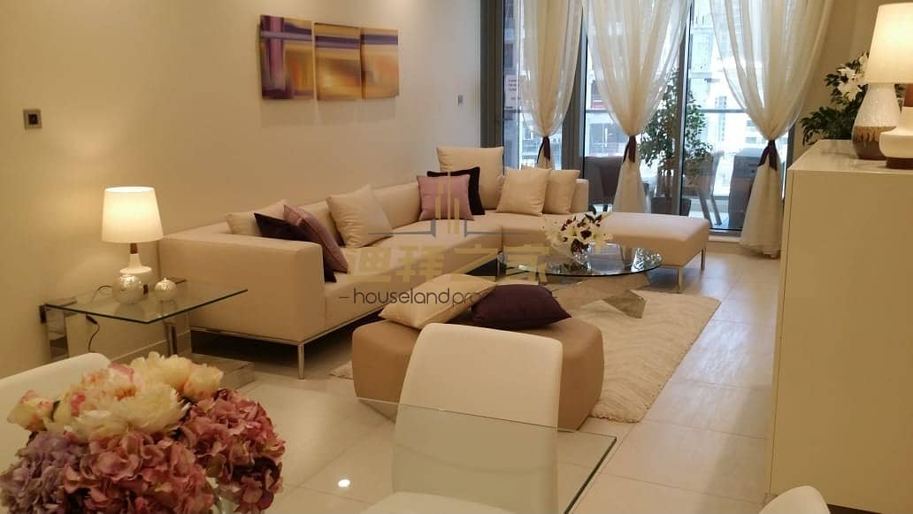 2 Gorgeous Unfurnished Well Maintained 2BHK