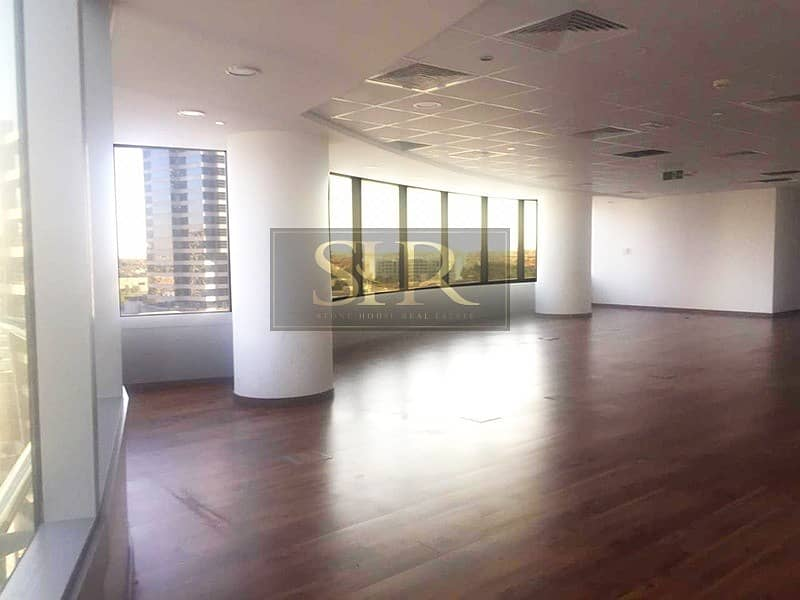 2 Huge Fitted Office   Gold Tower   Partition Option