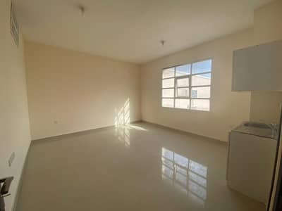 Studio for Rent in Mohammed Bin Zayed City, Abu Dhabi - Spacious Stduio at Great Villa  Available In MBZ City