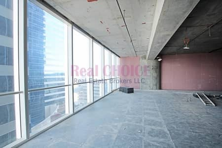 Office for Rent in Sheikh Zayed Road, Dubai - Commercial Unit   Shell & Core   High Floor