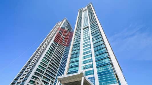 مکتب  للبيع في دفن النخیل، رأس الخيمة - Fitted Office Space for Sale in  Julphar Tower