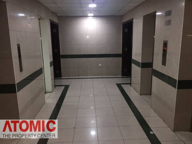 13 With Balcony // One BHK  For Rent In CBD (Full Facilities Building)