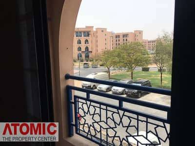 HOT OFFER  // STUDIO  WITH BALCONY FOR RENT PERSIA CLUSTER