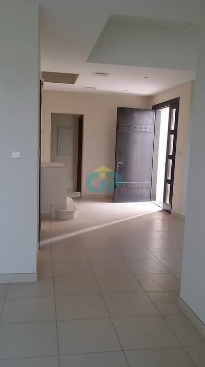 فیلا 4 غرف نوم للايجار في ريم، دبي - VACANT | END UNIT | GREAT LOCATION  | SINGLE ROW NEAR TO GREEN BELT