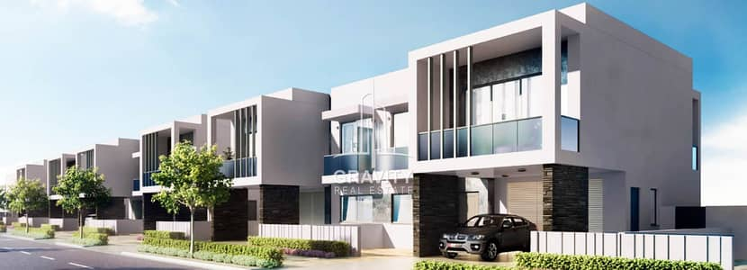 3 Bedroom Townhouse for Rent in Yas Island, Abu Dhabi - World Class 3 BR Townhouse Unit In Yas Acres