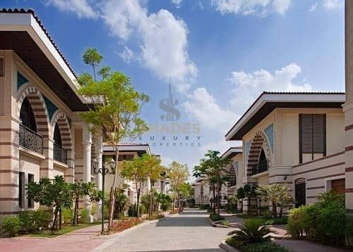 2 Exclusive royal villas | Luxury furnished | Limited availability
