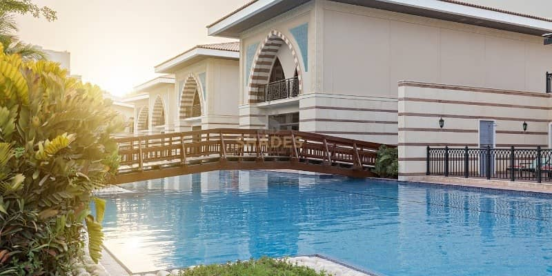 11 Exclusive royal villas | Luxury furnished | Limited availability