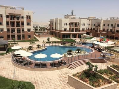 فلیٹ 1 غرفة نوم للايجار في الغدیر، أبوظبي - 4 PAYMENT 1 BED FOR RENT IN AL GHADEER- SABIL3
