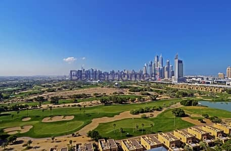 3 Bedroom Apartment for Sale in World Trade Centre, Dubai - Full Golf Course View | With Maid's Room | Balcony
