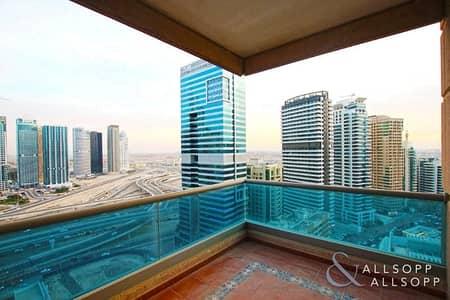 شقة 1 غرفة نوم للبيع في دبي مارينا، دبي - 1 Bedroom | High Floor | Close To Beach<BR/>